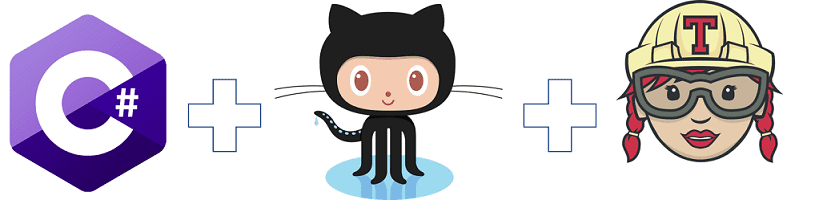 Free and easy Continuous Integration for your GitHub project with three easy steps - build, test, deploy